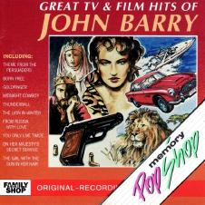 Great TV & Film Hits Of John Barry