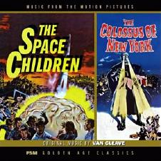 Space Children / The Colossus Of New York