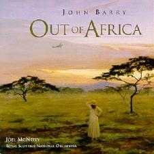 Out Of Africa (re-recording)