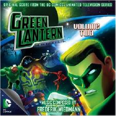 Green Lantern: The Animated Series, Volume Two