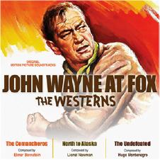 John Wayne At Fox - The Westerns