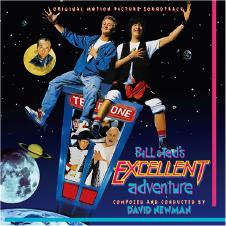 Bill & Ted's Excellent Aventure