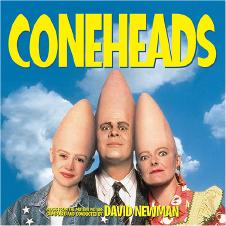 Coneheads / Talent For The Game