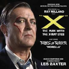 The Man With The X-ray Eyes / Tales Of Terror