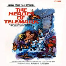 The Heroes Of Telemark / Stagecoach
