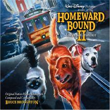 Homeward Bound II: Lost In San Francisco (complete)
