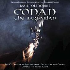 Conan The Barbarian (re-recording)
