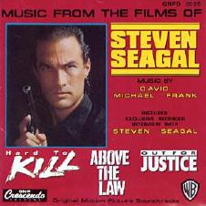 Music From The Films Of Steven Seagal