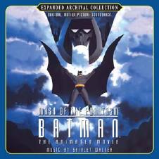 Batman: Mask Of Phantasm (expanded)